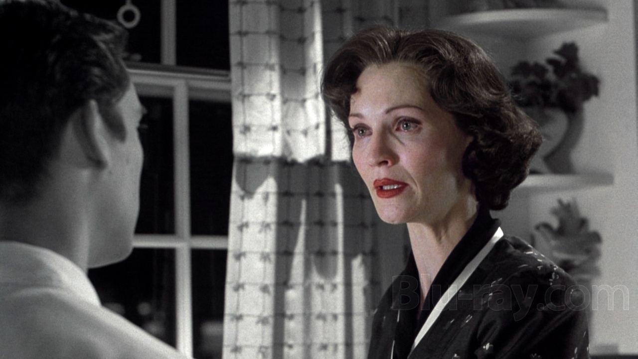 an examination of the film pleasantville Sociological perspective of pleasantville pleasantville is a motion picture that was released in 1998 which is a fictional drama on how life evolves.